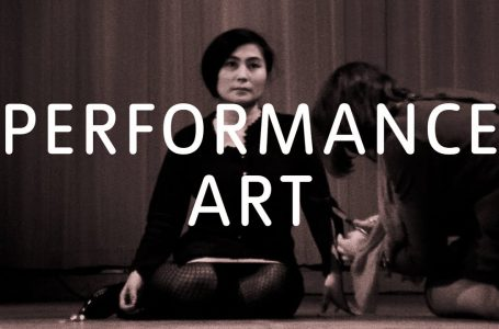 An Introduction to Performance Art | TateShots