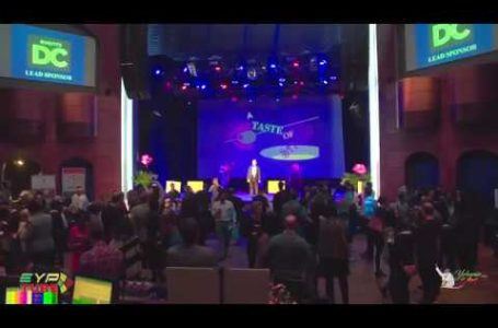 Live entertainment by Yehunie Belay and His son Feker belay @ the Howard Theatre 041818 ! part 1